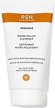 Profumi e cosmetici Scrub detergente - Ren Radiance Micro Polish Cleanser