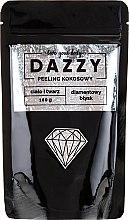 """Profumi e cosmetici Peeling al cocco per viso e corpo """"Diamond Shine"""" - Dazzy Coconut Face & Body Peeling Diamond"""