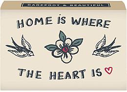 "Profumi e cosmetici Sapone mani ""Ginepro e Lime"" - Bath House ""Home Is Where The Heart Is"" Hand Soap"