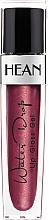 Profumi e cosmetici Gel lucidalabbra - Hean Water Drop Lip Gloss Gel