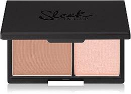 Profumi e cosmetici Illuminante e cipria opacizzante - Sleek MakeUP Face Contour Kit