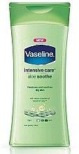 Profumi e cosmetici Lozione corpo lenitiva - Vaseline Intensive Care Aloe Soothe Lotion