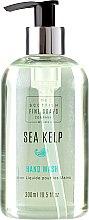 Profumi e cosmetici Sapone liquido per le mani - Scottish Fine Soaps Sea Kelp Hand Wash