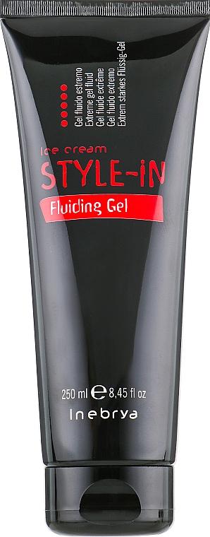 Gel fluido styling capelli extra forte - Inebrya Style-In Fluiding Gel Extreme Gel Fluid — foto N1