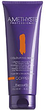 Profumi e cosmetici Maschera colorante per capelli - FarmaVita Amethyste Colouring Mask Copper