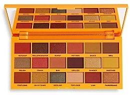 Palette ombretti, 18 tonalità - I Heart Revolution Tasty Palette — foto N1