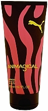 Profumi e cosmetici Puma Animagical Woman - Gel doccia