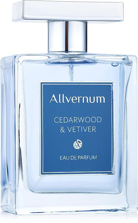 Allvernum Cedarwood & Vetiver - Eau de Parfum