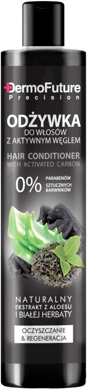 Balsamo con carbone attivo - DermoFuture Hair Conditioner With Activated Carbon