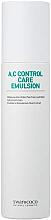 Profumi e cosmetici Emulsione viso - Swanicoco A.C Control Care Emulsion