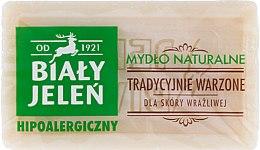 Profumi e cosmetici Sapone naturale ipoallergenico - Bialy Jelen Hypoallergenic Natural Soap