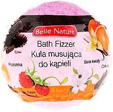 Profumi e cosmetici Bomba da bagno, rosa - Belle Nature