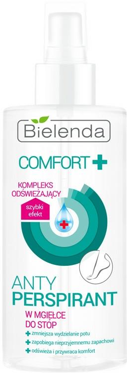 Antitraspirante spray per i piedi - Bielenda Comfort Foot Antiperspirant Spray Mist