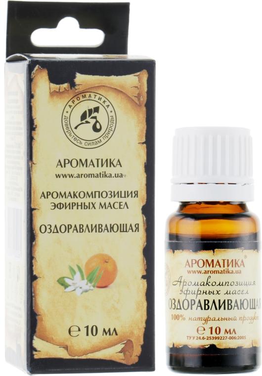 Complesso curativo di oli essenziali naturali - Aromatika