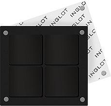Profumi e cosmetici Astuccio quadrato con 4 scomparti- Inglot Freedom System Square Palette-4