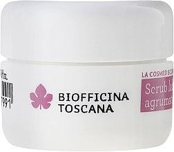 """Profumi e cosmetici Scrub labbra """"Citrus"""" - Biofficina Toscana Citrus Lip Scrub"""