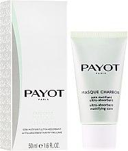 Profumi e cosmetici Maschera al carbone per il viso - Payot Pate Grise Masque Charbon