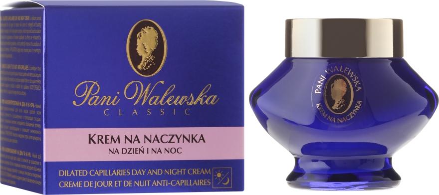 Crema protettiva capillare - Pani Walewska Classic Dilated Capillaries Day And Night Cream — foto N1