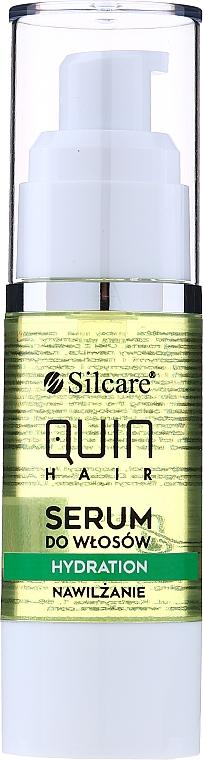 Siero capelli idratante - Silcare Quin Hydration Hair Serum