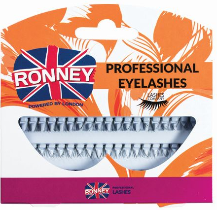 Ciuffetti di ciglia finte - Ronney Professional Eyelashes 00027 — foto N1
