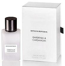 Profumi e cosmetici Banana Republic Gardenia & Cardamom - Eau de Parfum