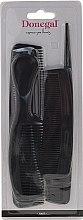 Profumi e cosmetici Set di pettini, nero, 9816, 6 pezzi - Donegal Hair