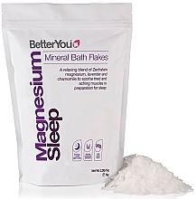 Profumi e cosmetici Fiocchi da bagno - BetterYou Magnesium Mineral Bath Flakes Lavender Chamomile