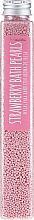 """Profumi e cosmetici Perle da bagno """"Fragola"""" - IDC Institute Bath Pearls Strawberry"""