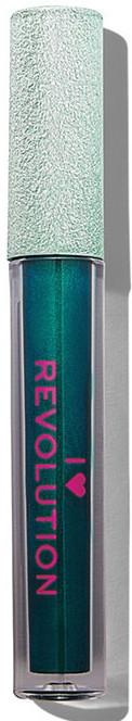 Lucidalabbra metallico - I Heart Revolution Metallic Mermaid Liquid Lipstick