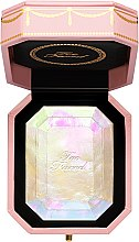 Profumi e cosmetici Illuminante viso - Too Faced Diamond Multi-Use Highlighter