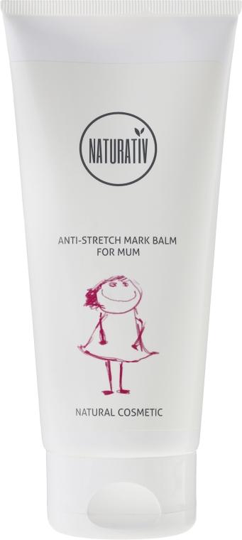 Balsamo anti-smagliature - Naturativ Anti-stretch Mark Balm For Mum — foto N1