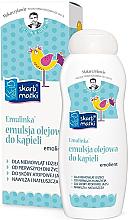 Profumi e cosmetici Emulsione da bagno per bambini - Skarb Matki