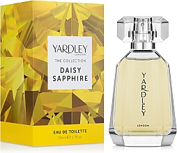Profumi e cosmetici Yardley Daisy Sapphire - Eau de toilette