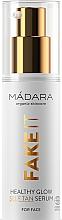 Profumi e cosmetici Siero autoabbronzante per viso - Madara Cosmetics Fake It Healthy Glow Self Tan Serum