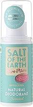 Profumi e cosmetici Deodorante spray naturale - Salt of the Earth Pure Aura Melon And Cucumber Natural Deodorant Spray
