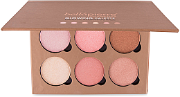 Profumi e cosmetici Palette illuminante pelle - Bellapierre Cosmetics Glowing Palette