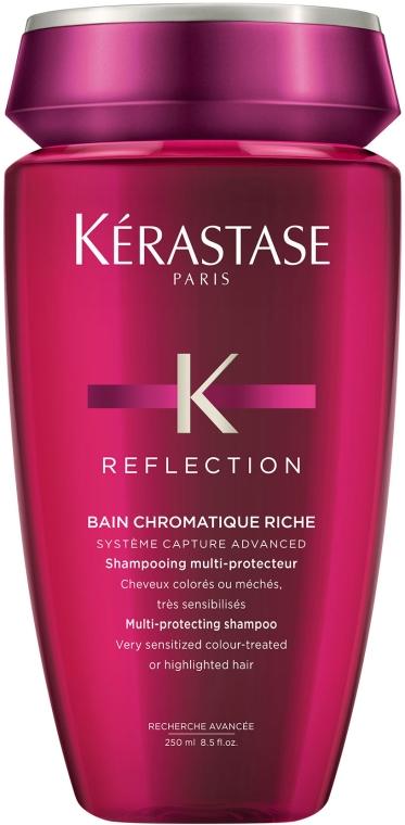 Shampoo per capelli tinti - Kerastase Reflection Bain Chromatique Riche Shampoo