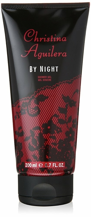 Christina Aguilera by Night - Gel doccia  — foto N1