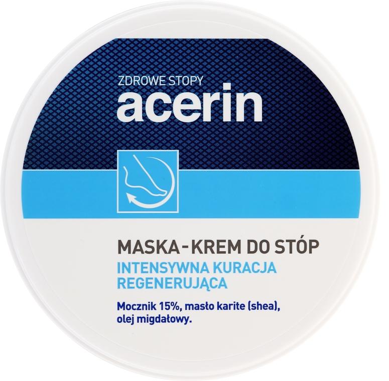 Maschera-crema per piedi - Acerin Mask