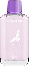 Profumi e cosmetici Christopher Dark I'm flying women - Eau de Parfum