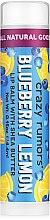 Profumi e cosmetici Balsamo labbra - Crazy Rumors Blueberry Lemon Lip Balm