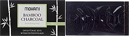 Profumi e cosmetici Sapone disintossicante al carbone di legna di bambù - Mohani Bamboo Charcoal Detoxifying Soap