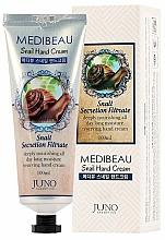 Profumi e cosmetici Crema mani alla bava di lumaca - Juno Medibeau Snail Hand Cream