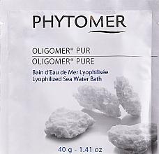 Profumi e cosmetici Bagno marino liofilizzato - Phytomer Oligomer Lyophilized Seawater Bath