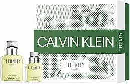 Profumi e cosmetici Calvin Klein Eternity For Men - Set (edt/100ml + edt/30ml)
