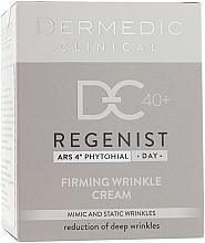 Profumi e cosmetici Crema antirughe, da giorno 40+ - Dermedic Regenist ARS 4 Phytohial Day Firming Wrinkle Cream