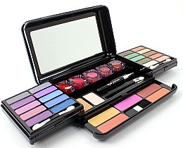 Profumi e cosmetici Set trucco - Makeup Trading Schmink Set 51 Teile Exclusive Complete Makeup Palette