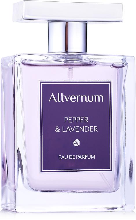 Allvernum Pepper & Lavender - Eau de Parfum