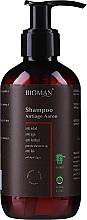 Profumi e cosmetici Shampoo antietà - BioMAN Aaron Anti-Age Shampoo