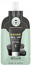Profumi e cosmetici Maschera naso purificante - Beausta Blackhead Nose Mask